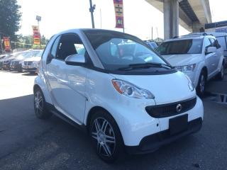 Used 2014 Smart fortwo Passion Coupe for sale in Surrey, BC