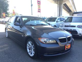 Used 2006 BMW 3 Series 325i Sedan for sale in Surrey, BC