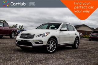 Used 2017 Infiniti QX50 AWD|Sunroof|Backup Cam|Bluetooth|Leather|Heated Front seats|Push Start|18