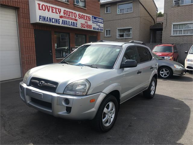 Used 2008 Hyundai Tucson GL For Sale In Hamilton Ontario
