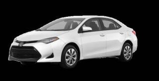 Used 2018 Toyota Corolla CE BM for sale in Val-David, QC