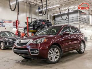 Used 2010 Acura RDX AWD for sale in Laval, QC