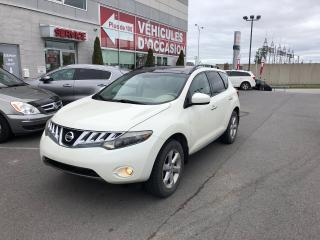 Used 2009 Nissan Murano Awd V6 for sale in Laval, QC
