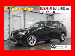 Used 2013 BMW X1 Xdrive28i Cuir, Toit for sale in St-Jérôme, QC