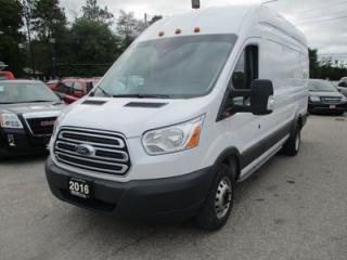 Used 2016 Ford Transit Connect CARGO MOVING 350-HD EDITION 2 PASSENGER 3.2L - DIESEL.. SHELVING.. NAVIGATION.. BACK-UP CAMERA.. TOW SUPPORT.. SLIDING MIDDLE DOOR.. for sale in Bradford, ON