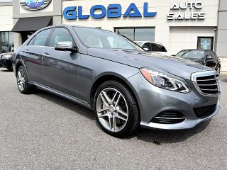 Used 2016 Mercedes-Benz E550 4MATIC AMG STYLING NAVIGATION REVERSE CAMERA. for sale in Ottawa, ON