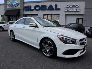 Used 2018 Mercedes-Benz CLA250 4MATIC NAVIGATION PANOR ROOF MORE... for sale in Ottawa, ON