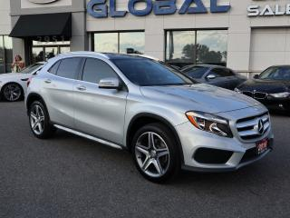 Used 2016 Mercedes-Benz GLA 250 4MATIC LIMITED PKG. AMG STYLING PKG. for sale in Ottawa, ON