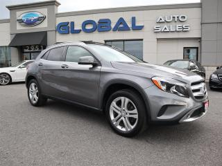Used 2015 Mercedes-Benz GLA 250 4MATIC LIMITED PKG. NAV. PANORAMIC ROOF. for sale in Ottawa, ON