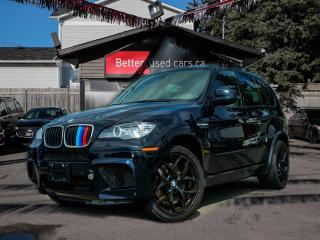 Used 2010 BMW X5 M X5 M for sale in Ottawa, ON