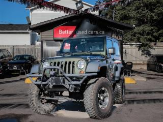 Used 2008 Jeep Wrangler RUBICON 4X4 for sale in Ottawa, ON