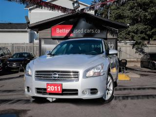 Used 2011 Nissan Maxima Platinum for sale in Ottawa, ON