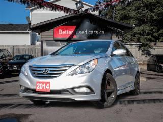 Used 2014 Hyundai Sonata GLS Limited for sale in Ottawa, ON