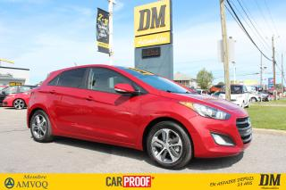 Used 2016 Hyundai Elantra GT Gls Toit Pano Siège for sale in Salaberry-de-Valleyfield, QC