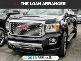 Used 2017 GMC Canyon Denali for sale in Barrie, ON