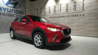 Used 2016 Mazda CX-3 GS LUXE+AWD+CUIR+NAVI+TOIT+CAMERA RECUL for sale in Sherbrooke, QC
