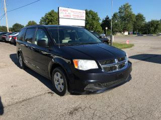 Used 2011 Dodge Caravan SE STOW N GO for sale in Komoka, ON