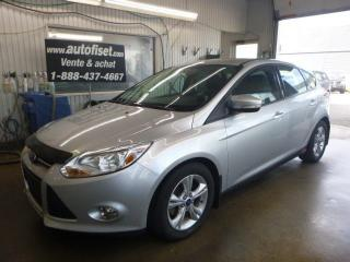 Used 2013 Ford Focus SE  mag, usb, $39.50/sem+tx for sale in St-Raymond, QC