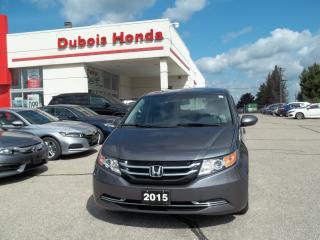 Used 2015 Honda Odyssey EX-L w/Navi for sale in Woodstock, ON