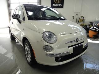 Used 2012 Fiat 500 CONVERTIBLE,MINT CONDITION, for sale in North York, ON