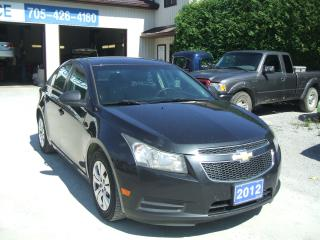 Used 2012 Chevrolet Cruze LS for sale in Beaverton, ON