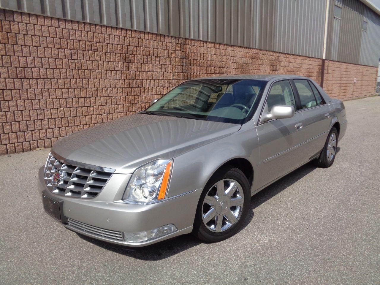 2007 Cadillac DTS ***SOLD***