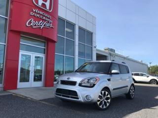 Used 2013 Kia Soul for sale in Victoriaville, QC