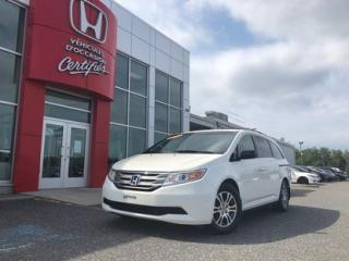 Used 2012 Honda Odyssey EX for sale in Victoriaville, QC