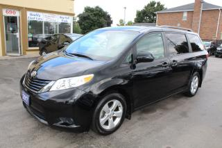 Used 2017 Toyota Sienna LE 8 Passenger Power doors for sale in Brampton, ON