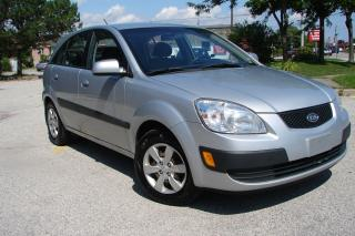 Used 2008 Kia Rio Rio5 EX Convenience for sale in Mississauga, ON