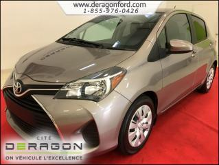 Used 2015 Toyota Yaris Le A/c Gr. Elect for sale in Cowansville, QC