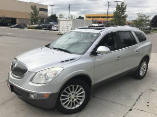 Used 2009 Buick Enclave AWD, 7 Pass, 3/Y warranty available for sale in Toronto, ON
