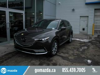 New 2019 Mazda CX-9 GT DEMO FULL 3M 2 SETS OF TIRES 2 WAY STARTER for sale in Edmonton, AB