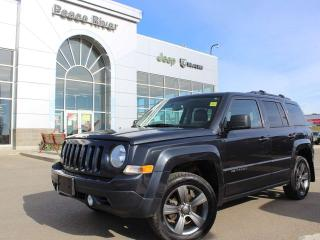 Used 2015 Jeep Patriot SPORT for sale in Peace River, AB