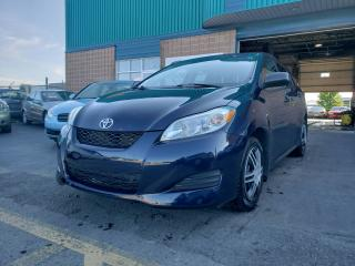 Used 2010 Toyota Matrix for sale in St-Eustache, QC