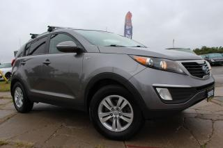 Used 2012 Kia Sportage LX - CLEAN CARPROOF |1 OWNER| DEALER SERVICED for sale in Oakville, ON