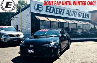 Used 2014 Scion tC COUPE MANUAL WITH SUNROOF for sale in Barrie, ON