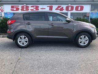 Used 2011 Kia Sportage LX for sale in Port Dover, ON
