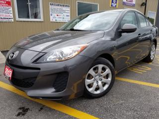Used 2013 Mazda MAZDA3 GX-1 Owner Off Lease for sale in Tilbury, ON