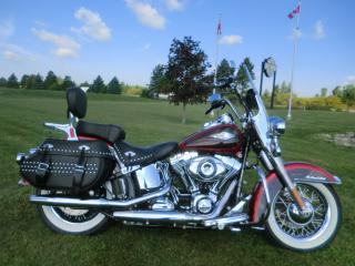 Used 2012 Harley-Davidson Softail FLSTC103 HERITAGE SOFTAIL CLASSIC for sale in Blenheim, ON