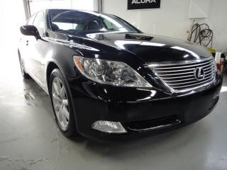 Used 2007 Lexus LS 460 VERY LOW,KM,NO ACCIDENT,SERVICE RECORDS,MUST SEE for sale in North York, ON