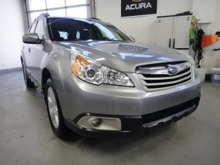 Used 2010 Subaru Outback 2.5 VERY CLEAN,PREMIUM PACKAGE for sale in North York, ON