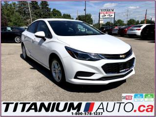 Used 2017 Chevrolet Cruze LT+-Camera-Apple Play-Power Heated Seat-Remote Sta for sale in London, ON