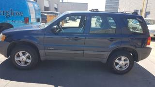 Used 2002 Ford Escape XLS for sale in North York, ON