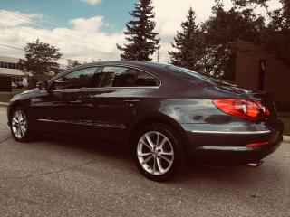 Used 2012 Volkswagen Passat CC Sportline ( Leather/ SkyView Roof ) for sale in Mississauga, ON