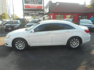Used 2013 Chrysler 200 TOURING / ALLOYS / HEATED SEATS / REMOTE STARTER/ for sale in Scarborough, ON