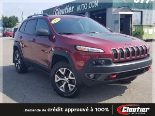 Used 2016 Jeep Cherokee for sale in Trois-Rivières, QC