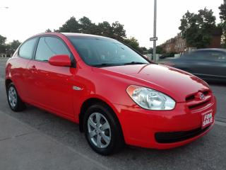 Used 2007 Hyundai Accent GS - EXTRA CLEAN for sale in Scarborough, ON