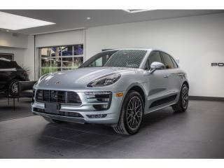 Used 2018 Porsche Macan Gts Pdk Bose for sale in Laval, QC