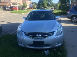 Used 2012 Nissan Altima for sale in Toronto, ON